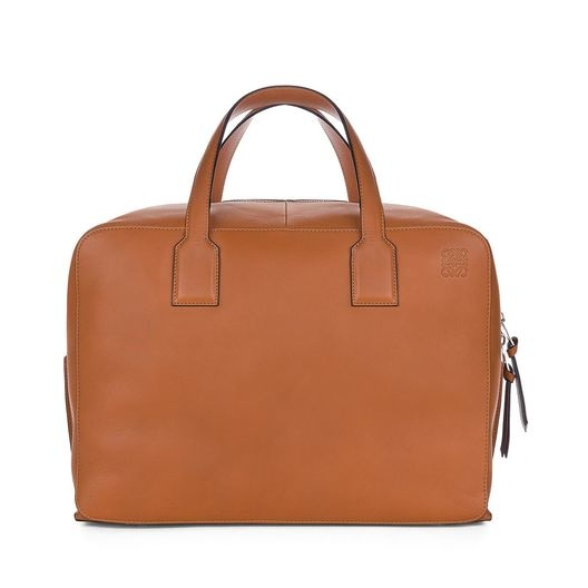 THE BEST TRAVEL ACCESSORY TO OWN :  Loewe Travel Bag .