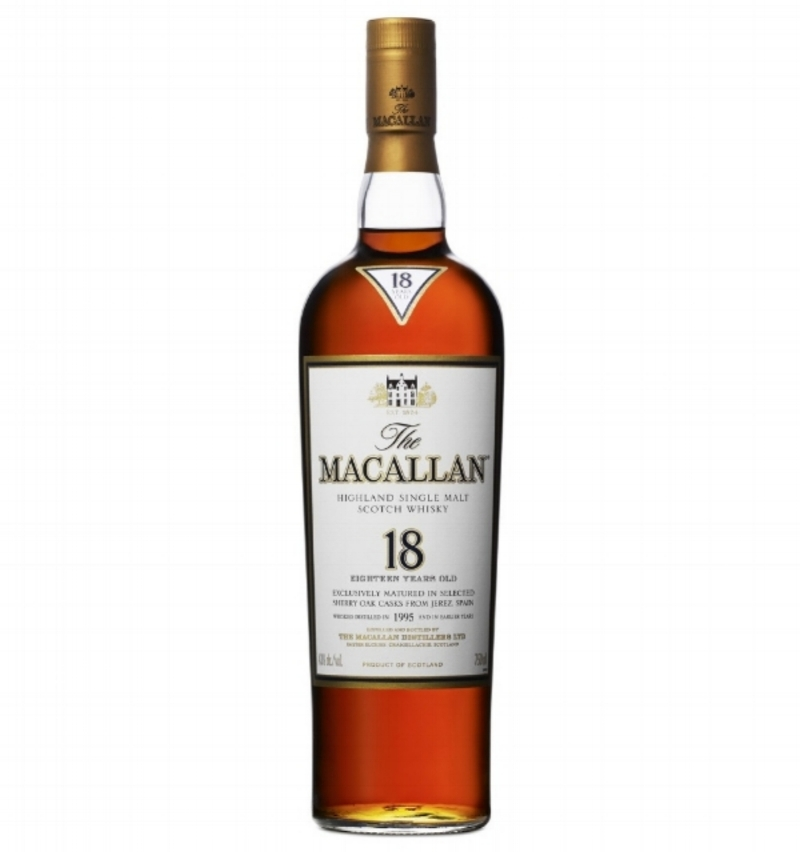 THE BEST DRINK TO UNWIND WITH:  Macallan  on the rocks with a splash of water.