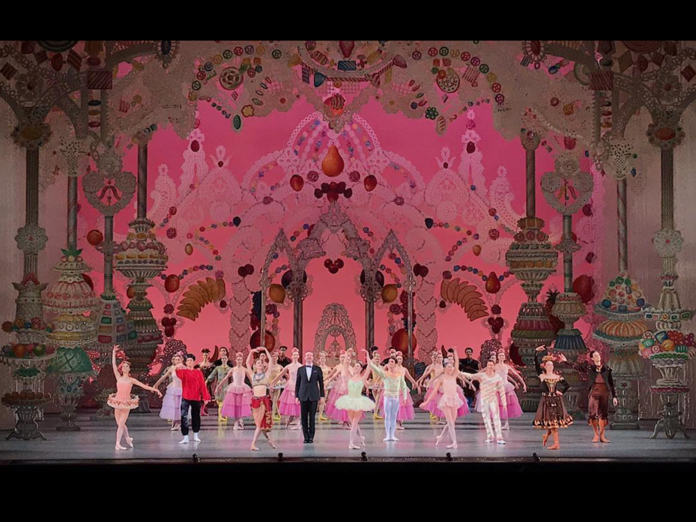 6.  SEE: The New York City Ballet's The Nutcracker show