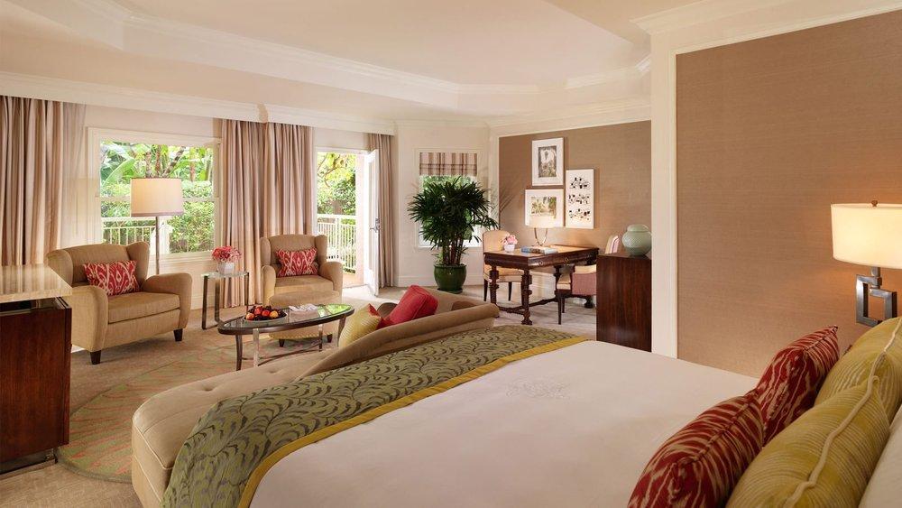 6.  Hotel Bel-Air in Los Angeles, California