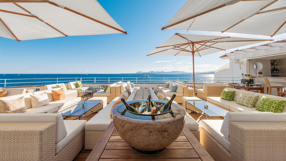 7. Hotel du Cap-Eden-Roc  in Antibes, France