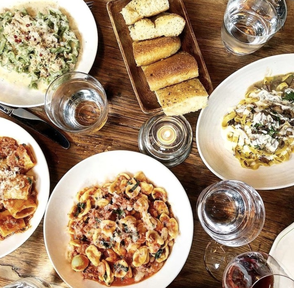 10 Must Try Italian Restaurants In Nyc Champagne For Breakfast