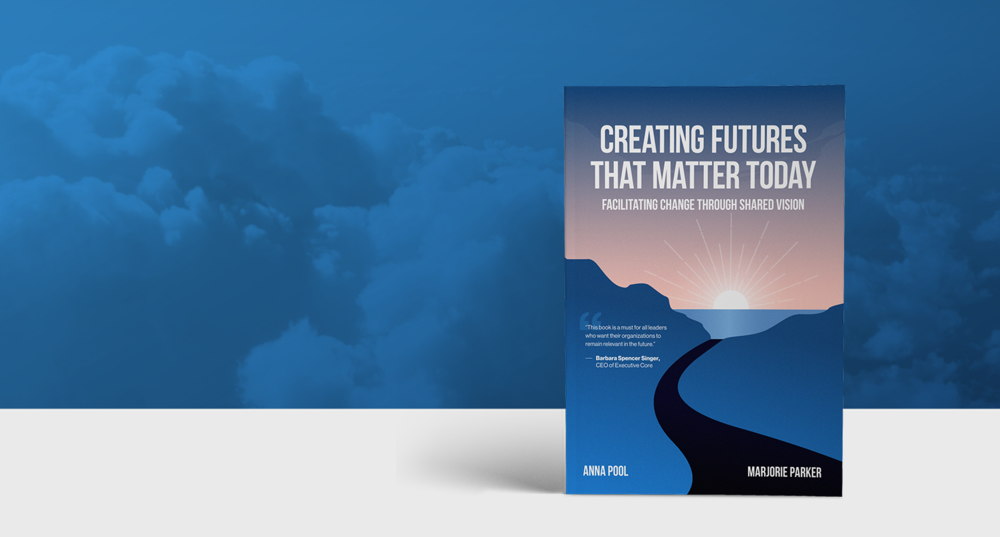 FUTURESMATTER  - How to use visionary thinking with any team seeking to discover new opportunities – starting today.