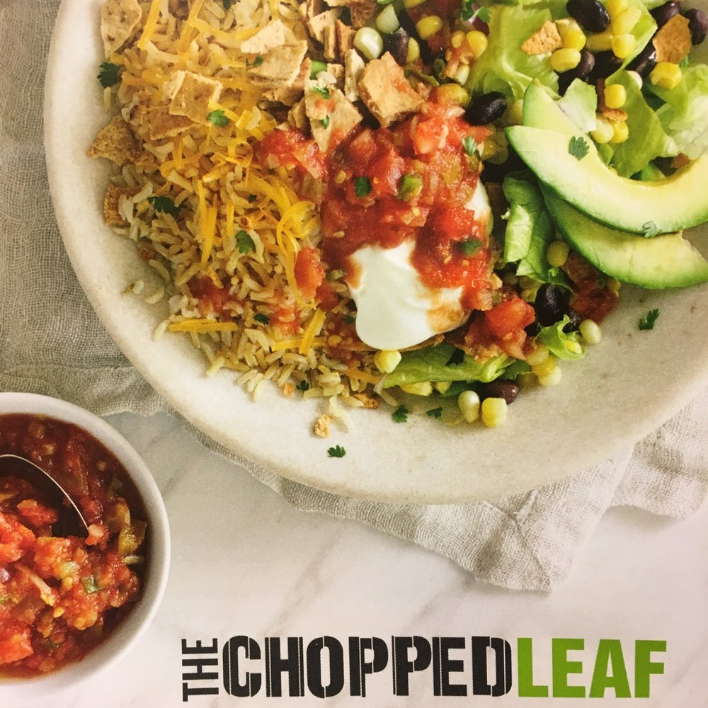 Check out Chopped leaf in Ladner!!