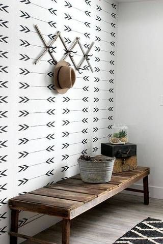 Hallway Detail - Design for Small Spaces