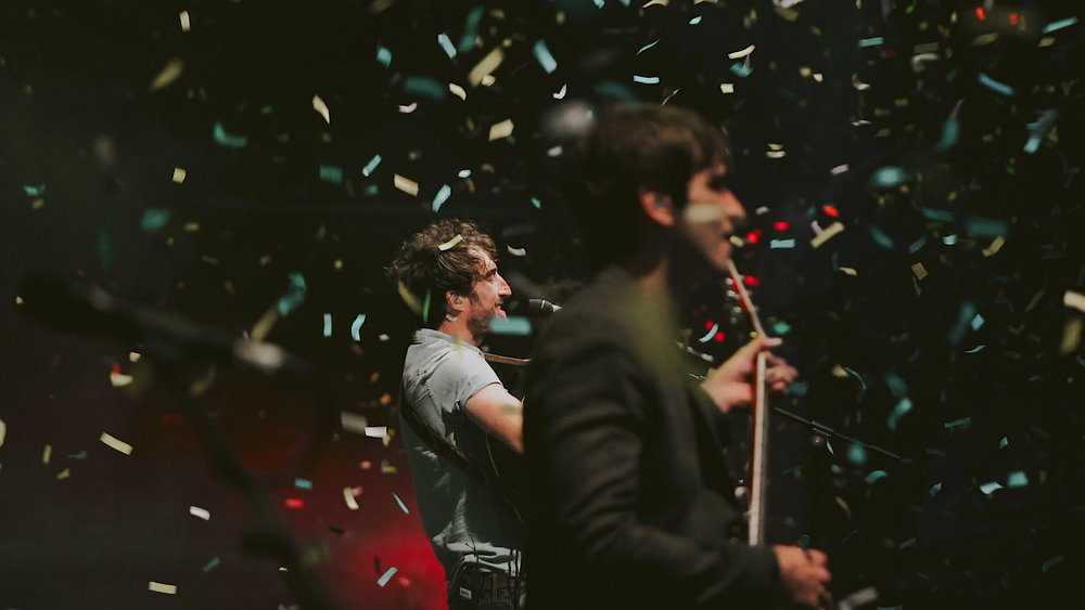 Dave and Danny from The Coronas