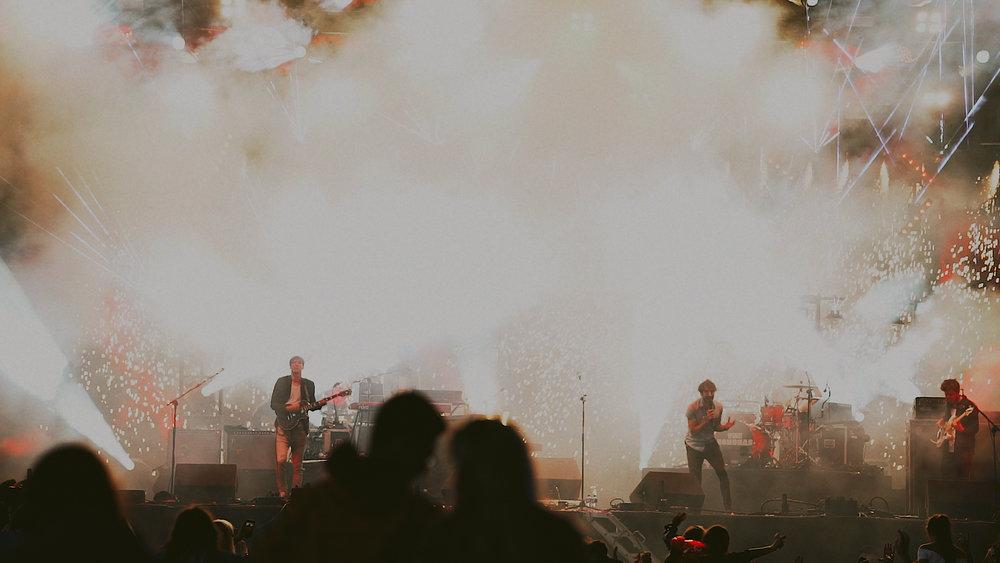 The Coronas Live at Royal Kilmainham Hospital