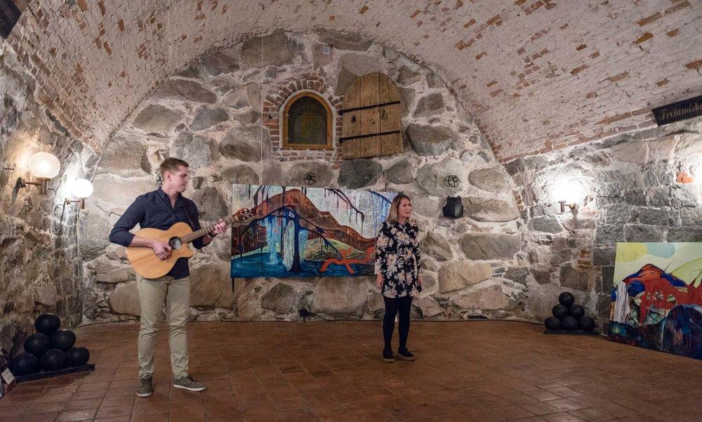 Gina Sophie Western og Stian Gulbrandsen