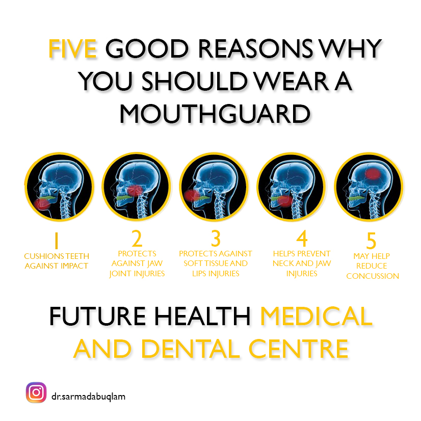 mouthguard future health moonee ponds