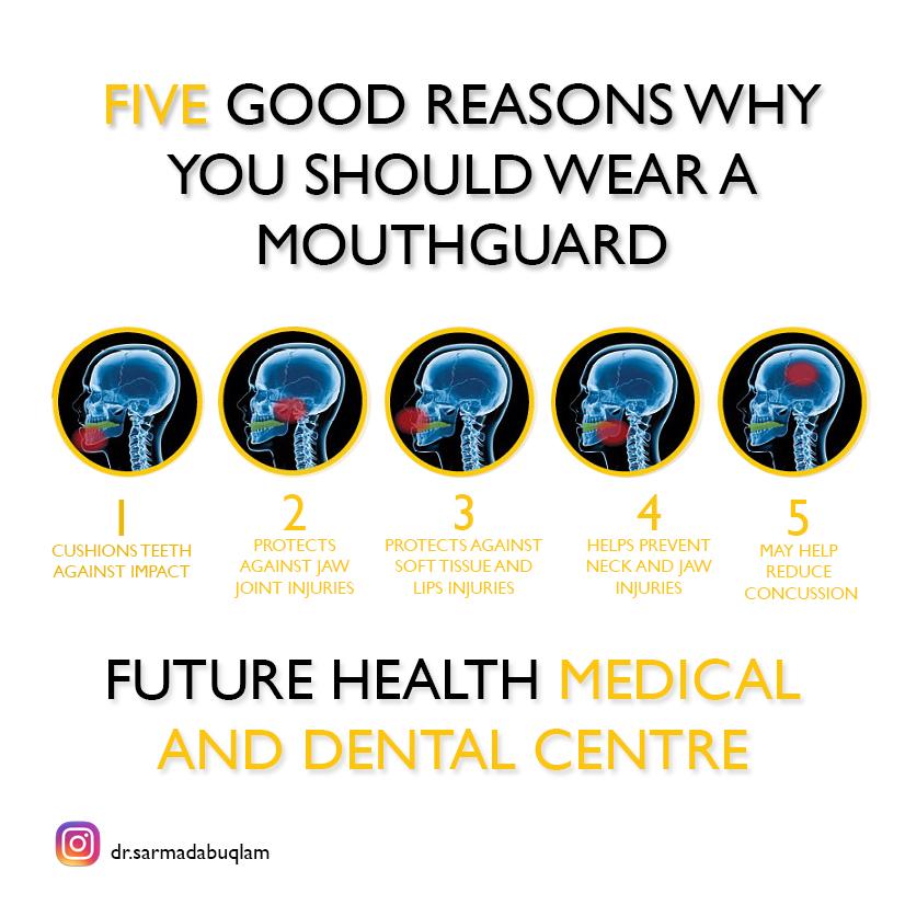 mouthguard future health moonee ponds