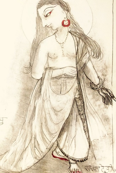 Lord Caitanya