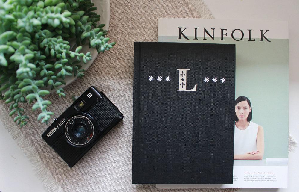 2018 - Libretas serigrafiadas
