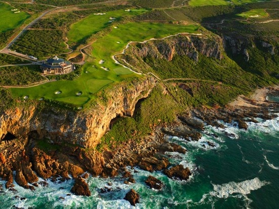 The Point & Golf.
