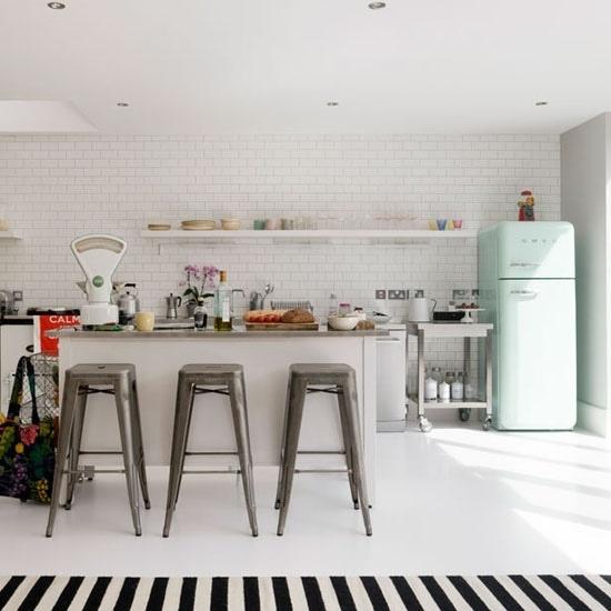 Piastrelle lucide cucina elegant fabric effetto cotto e - Piastrelle bagno lucide o opache ...