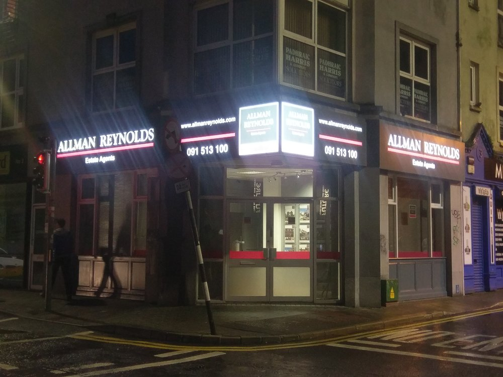 Allman Reynolds, Merchants Rd, Galway