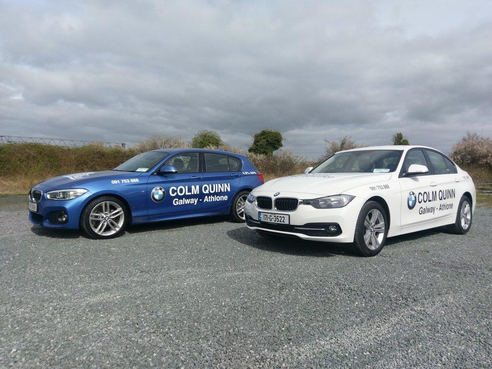 Colm Quinn BMW