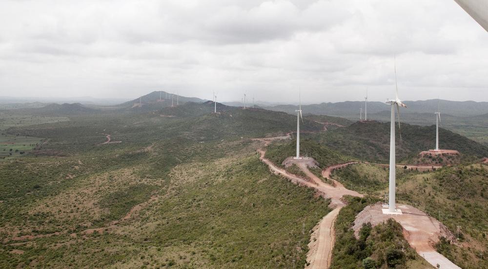 Feed Clothing Wind Farm