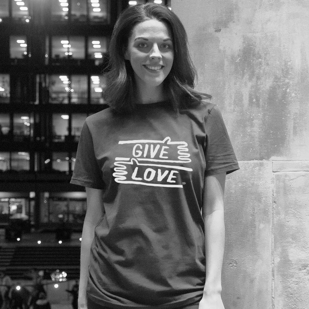 GIVE LOVE -