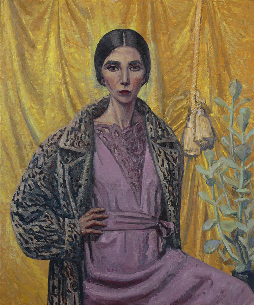 Coppersmith_Yvette_Self-portrait after George Lambert_oil on linen_122cm x 101.5cm_2018e colour.jpeg
