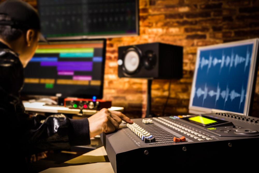 mastering //mixing // Audio Editing // Restauration - ...