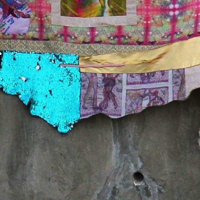 Our Victoria Phoenix Original Art Cape, Blue Picnic!
