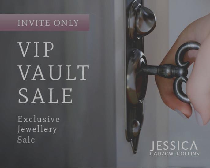 VIP Vault Sale