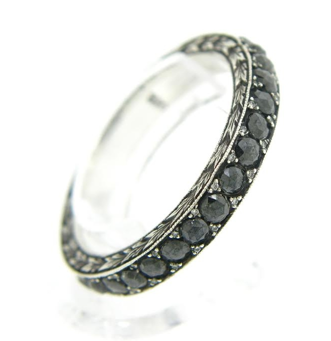 Black RC Eternity Band 3mm