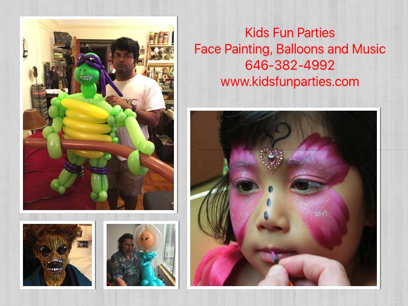 Kids Fun Parties