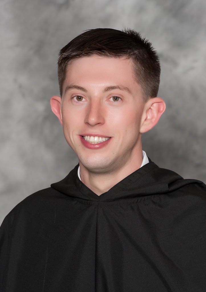 Bob Carroll, O.S.A., Age 24 - Hometown: Chicago, IllinoisProfessed Brother studying at Catholic Theological Union