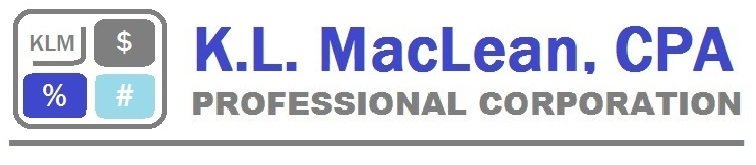 K.L. MacLean,CPA  Professional Corporation Karen MacLean accountant Frontenac County Kingston Verona Ontario