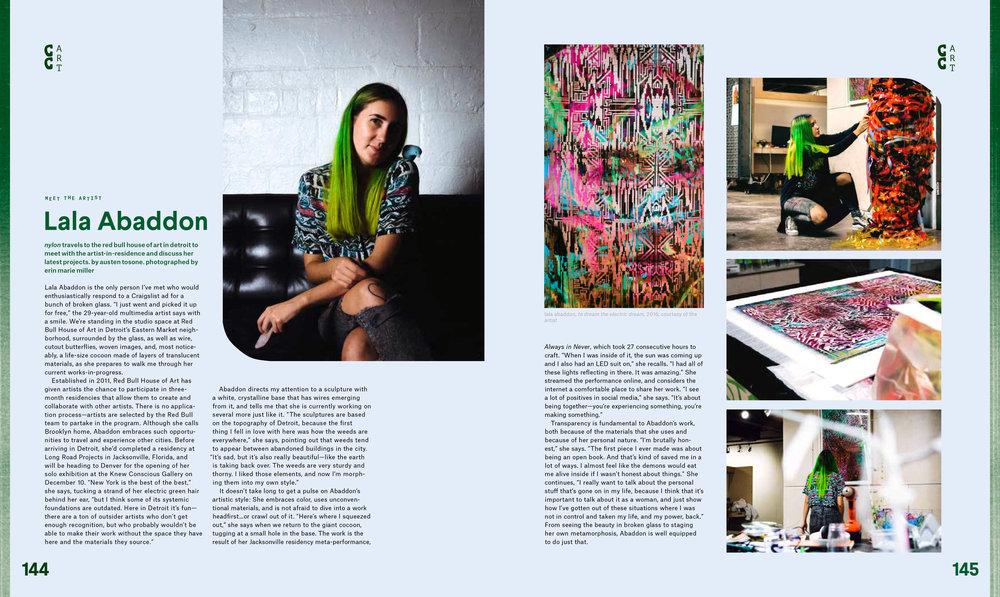 Nylon Magazine -