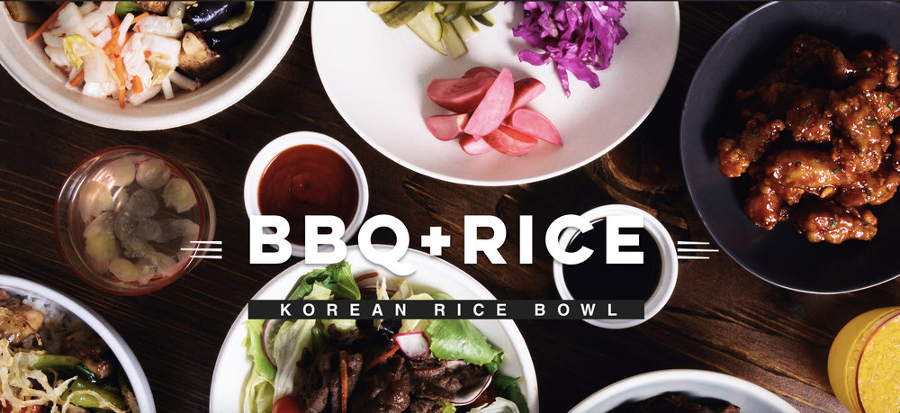 BBQ + Rice -