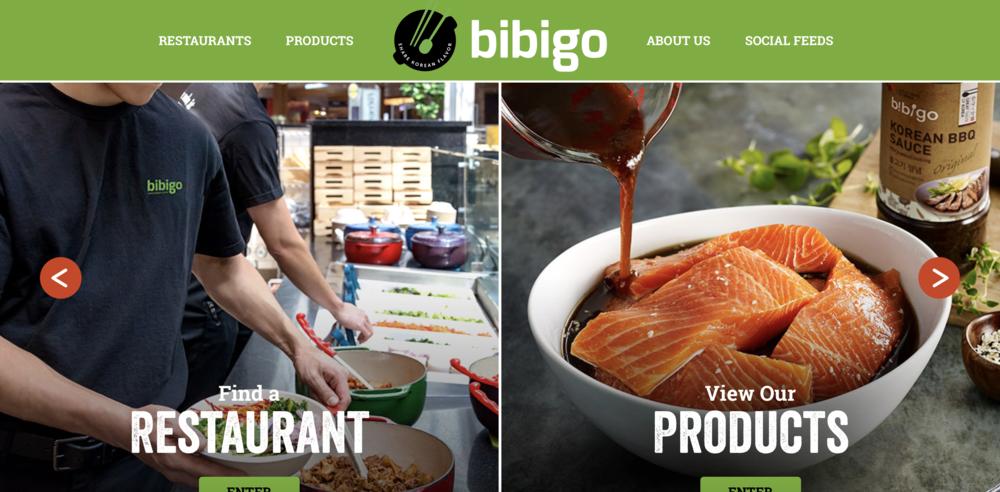 BIBIGO fresh korean kitchen -