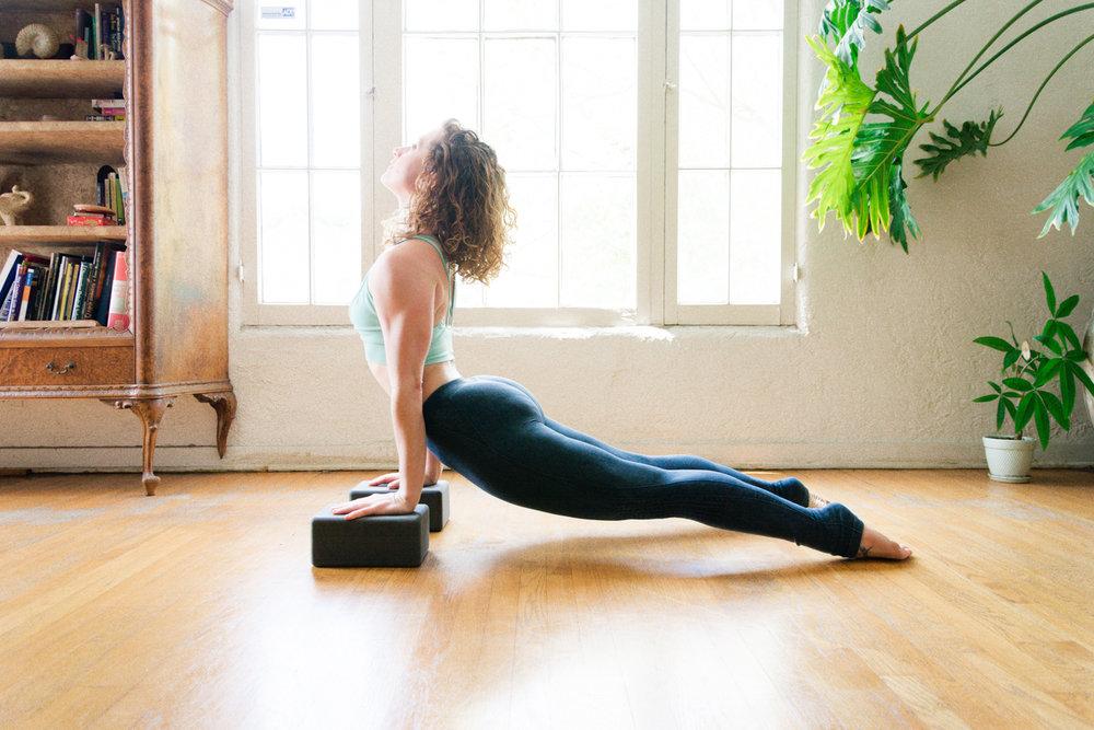 Yoga Before Coffee - Spring 2018
