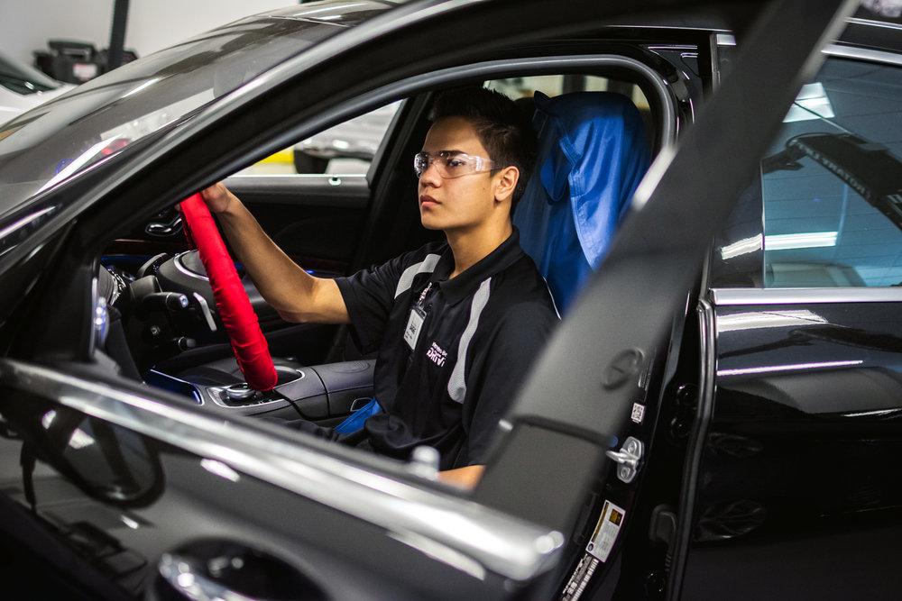 Mercedes-Benz of North America DRIVE Campaign - Fall 2017