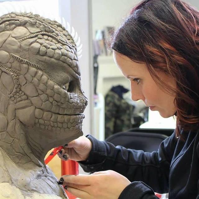Petra Shara Stoor - Owner / Creative Director, SFX Makeup Teacher+46 767 82 88 53petra@helsinglight.com