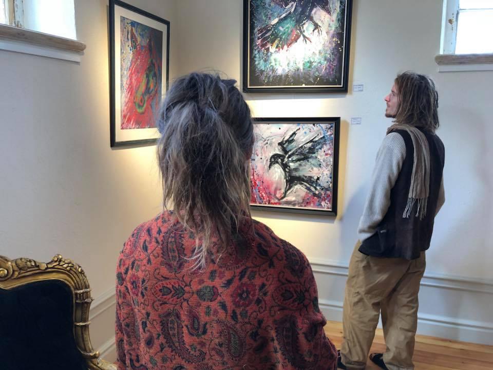 visitors helsinglight art gallery paintings.jpg