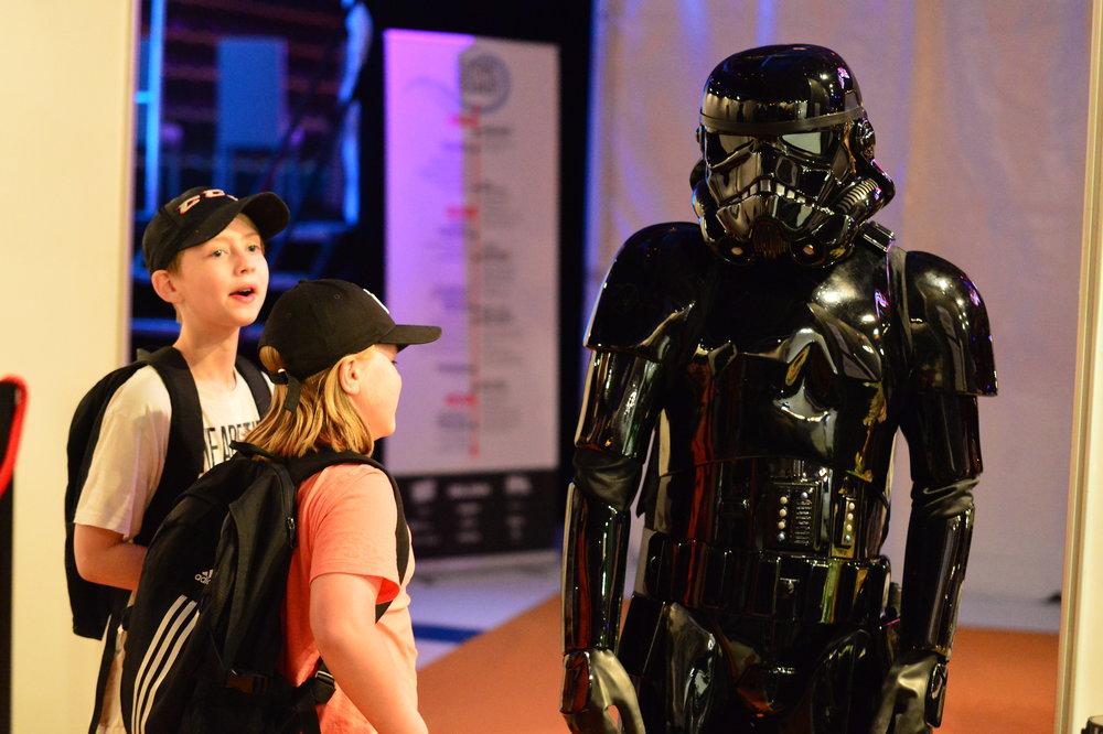 Nordsken Gaming and Culture Festival, Skellefteå Kraft Arena