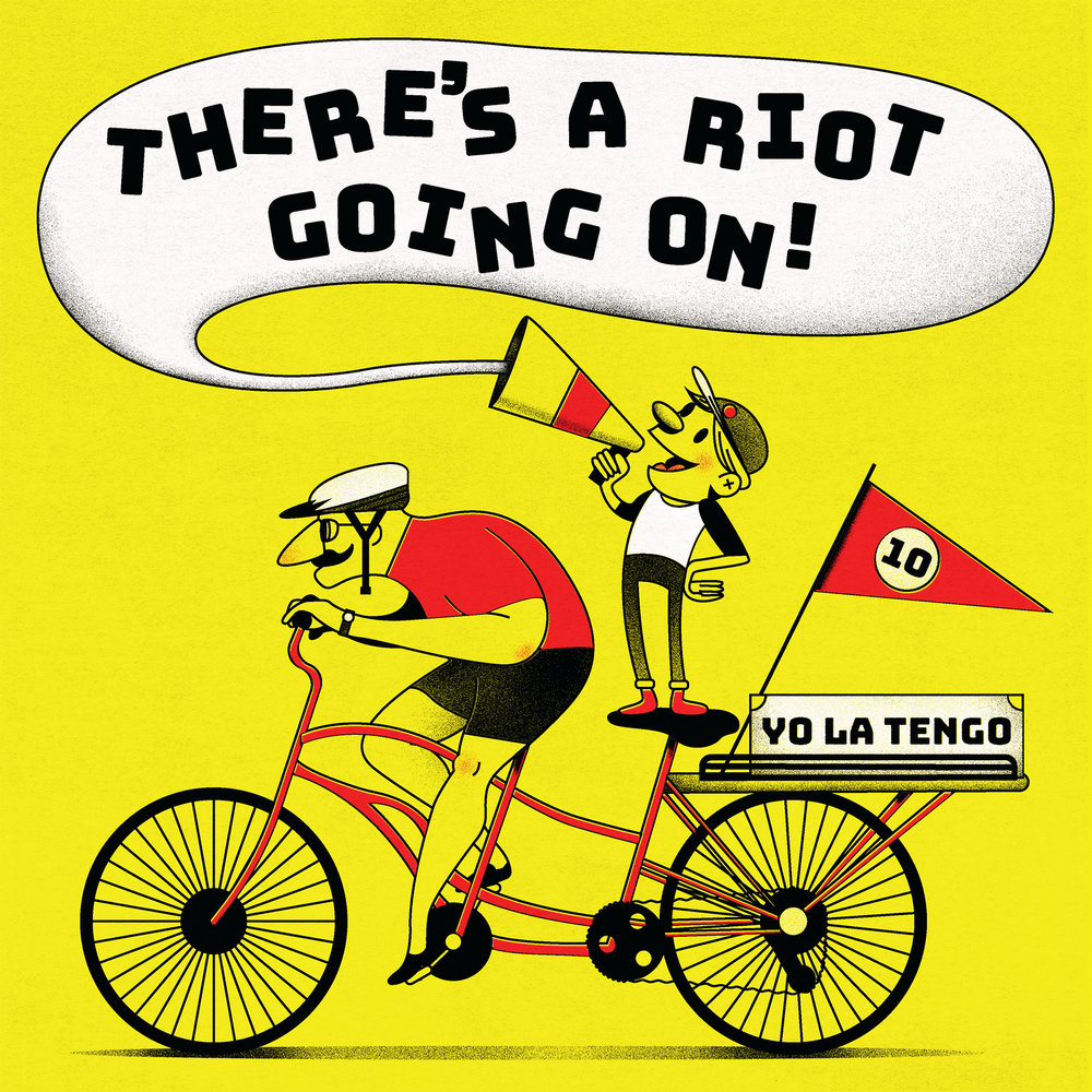 There's a Riot Going On by Yo La Tengo