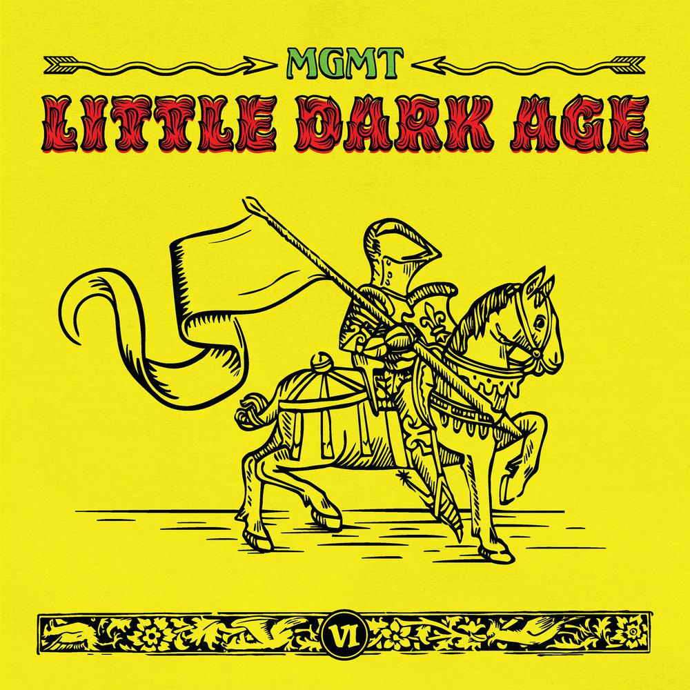 Little Dark Age by MGMT