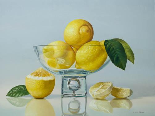 Lemons, 18x24