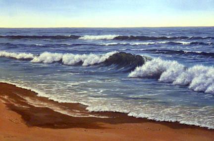 Ideal Surf, 20x30