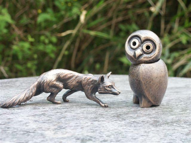 Fox and Owl