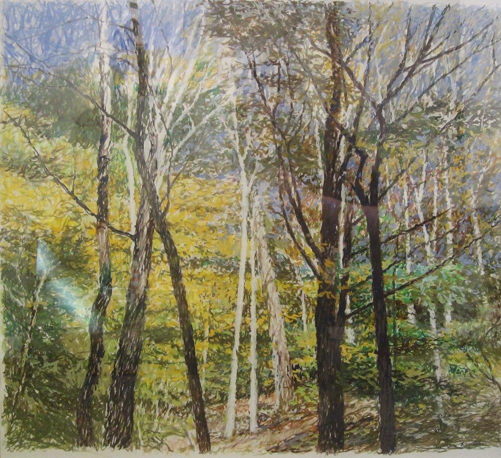 Roaring Brook Path, 29x31