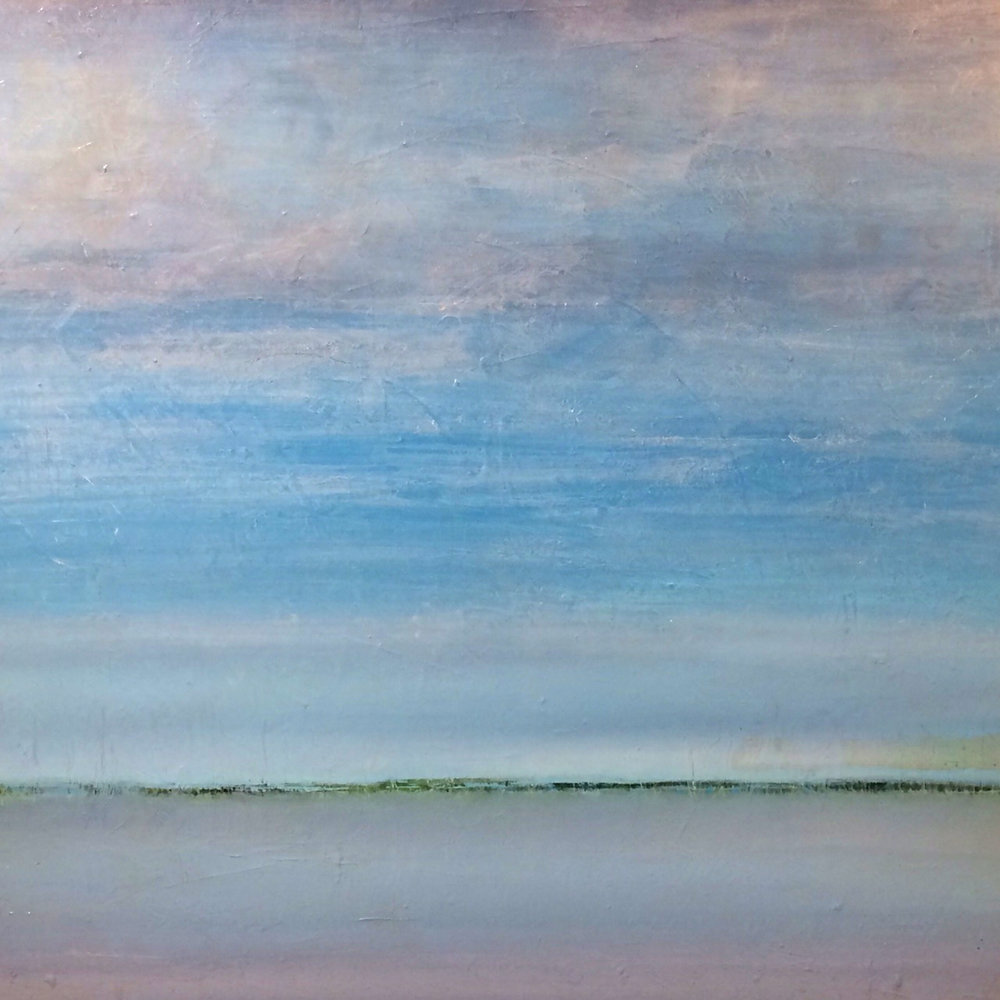 Beyond the Bay, 46x46