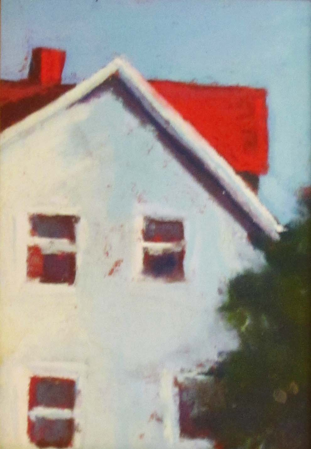 Red Roof IV, 7x5