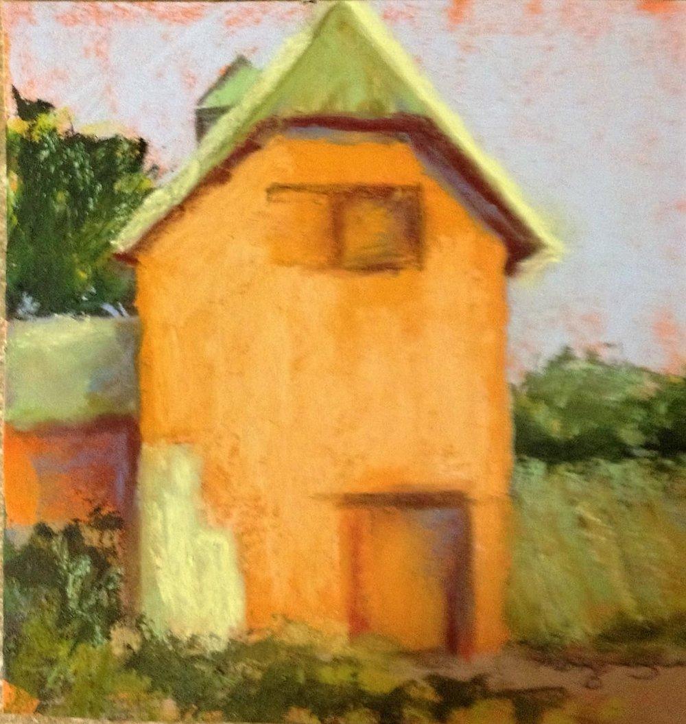 Green Roof Barn, 6x6