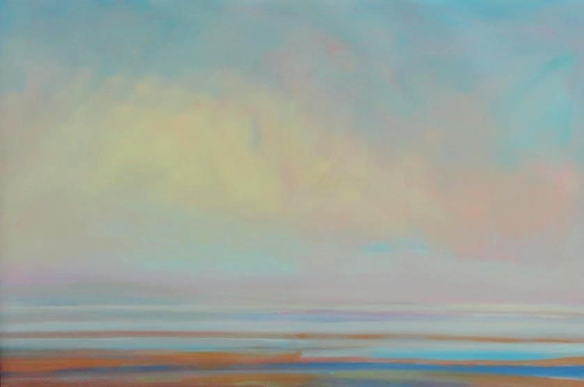 Summer Light, 24x36