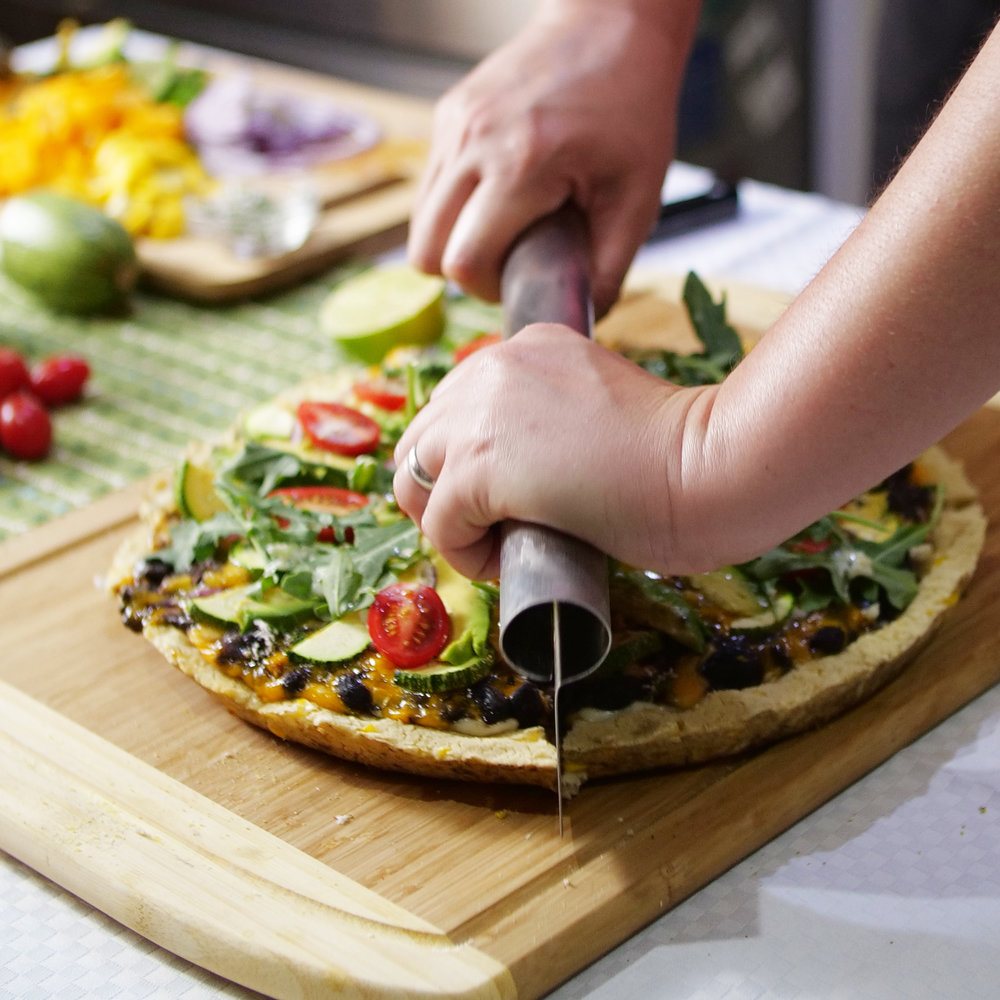 pizza blade