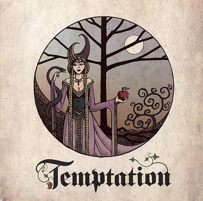 - TEMPTATION (£10.00)